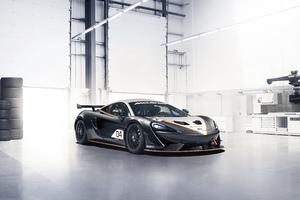 McLaren 570S GT4 10k
