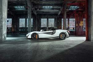 McLaren 570s Spider 4k