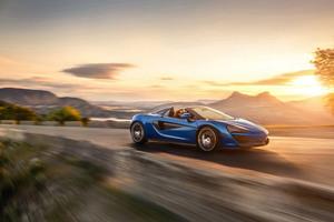 McLaren 570S Spider Wallpaper