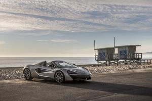McLaren 570S Sports Car 4k
