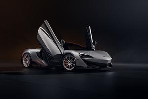 McLaren 600LT CGI