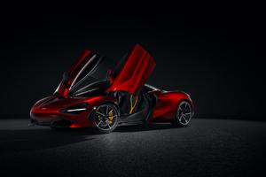 McLaren 600LT CGI New