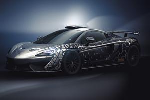 McLaren 620R 2020 5k