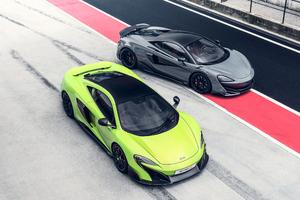 McLaren 675LT And 600LT