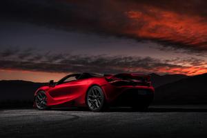 McLaren 720S 2020 4k Wallpaper