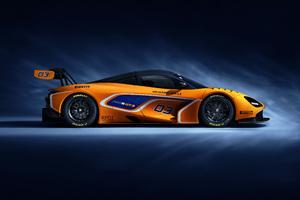 McLaren 720S GT3 2019 4k
