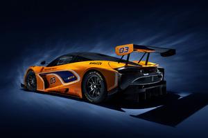 McLaren 720S GT3 2019 Rear