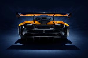 McLaren 720S GT3 2019 Rear View