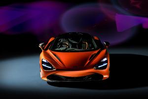 McLaren 720S Rear 2018