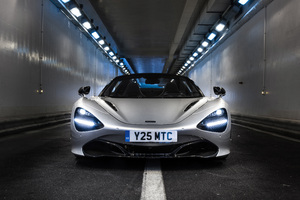 McLaren 720S Spider 8k Wallpaper