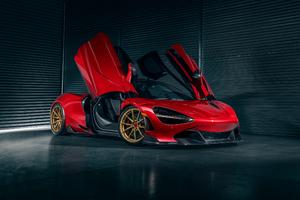 McLaren 720s Vorsteiner 4k 2020 Wallpaper
