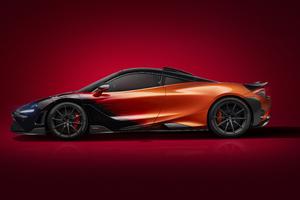 McLaren 765LT 5k Wallpaper