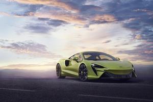 McLaren Artura 2021 10k Wallpaper