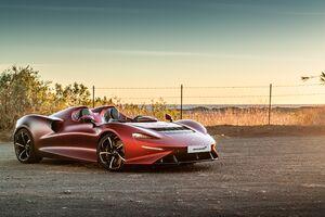 McLaren Elva 2021 4k Wallpaper
