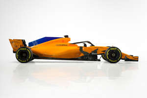 McLaren MCL33 2018 Wallpaper