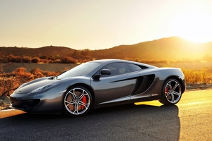 Mclaren mp4 12c Wallpaper
