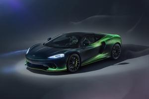 McLaren MSO 2020 GT Verdant
