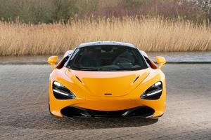 McLaren MSO 720S Spa 68 2019 4k