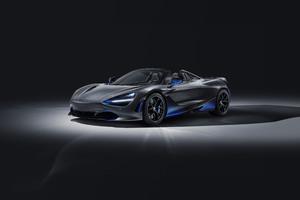 McLaren MSO 720S Spider 2019 5k