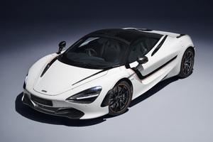 McLaren MSO 720S Track Theme 2018