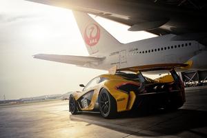 Mclaren P1 Gran Turismo Sport