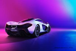 McLaren P1 Photoshoot