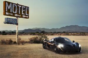 McLaren P1 XP7 4k