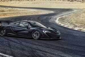 McLaren P1 XP7 Wallpaper