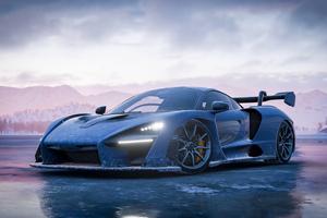 McLaren Senna Forza Horizon 4 4k