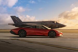 McLaren Speedtail 2020 10k Wallpaper