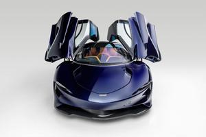 McLaren Speedtail Car Wallpaper
