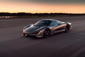 McLaren Speedtail Concept 2020 Wallpaper