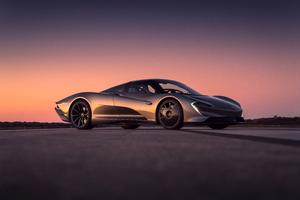 McLaren Speedtail Concept 2020 New Wallpaper