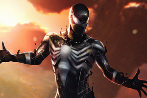 Mcu Symbiote Spiderman 4k
