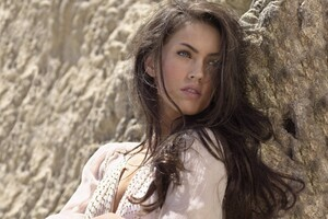 Megan Fox Outdoor Photoshoot