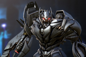Megatron Transformers Forged To Fight