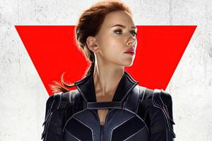 Melina Vostokoff Black Widow Movie Poster 8k Wallpaper