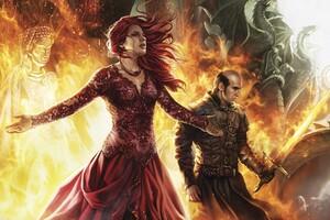 Melisandre Game Of Thrones Art Wallpaper