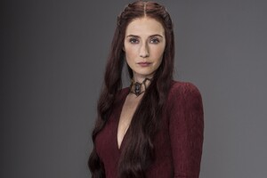 Melisandre Red Woman Game of Thrones Wallpaper