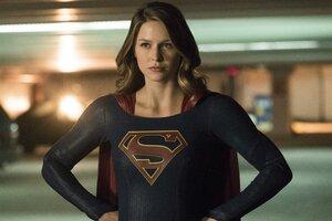 Melissa Benoist In Supergirl Tv Show