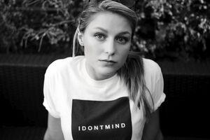 Melissa Benoist Monochrome