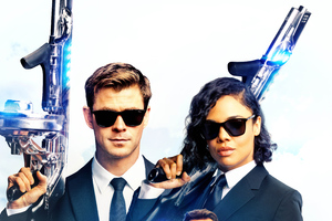 Men In Black International 2019 5k Wallpaper
