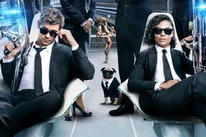 Men In Black International 2019 8k Wallpaper