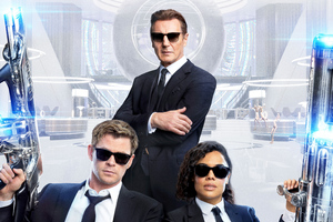 Men In Black International Movie 5k 2018