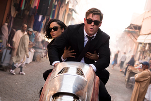 Men In Black International Still
