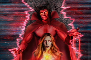 Mephisto Wanda Vision 5k