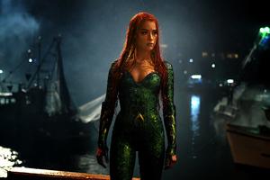 Mera Amber Heard 5k