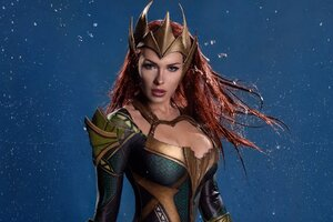Mera Cosplay New