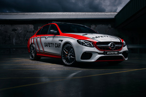 Mercedes AMG E 63 Safety Car 2018