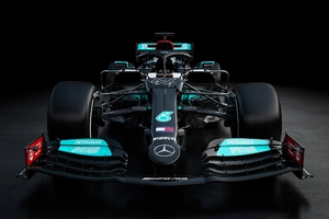 Mercedes AMG F1 W12 E Performance 2021 Wallpaper